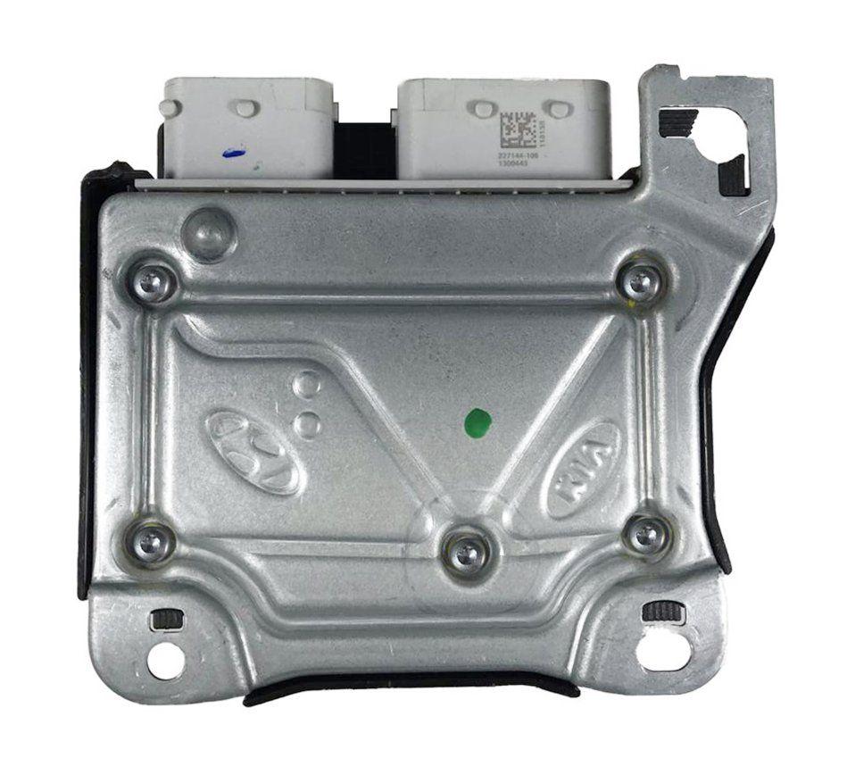 Modulo Central De Air Bag 959101s000 Hyundai Hb20 012 013 014 015 Conector Cinza