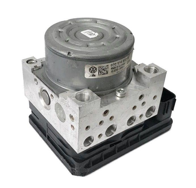 Unidade Hidraulica Bomba Modulo Central Centralina Motor de Freio Abs ECU Valvula 5q0614517r Audi A3 Sportback Golf 012 013 014 015