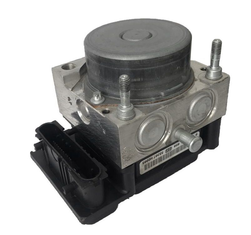 Unidade Hidraulica Modulo Central de Freio Abs ECU Valvula 8200924578 0265232371 0265800656 Renault Kangoo 015 016 017