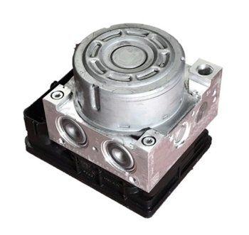Unidade Hidraulica Bomba Modulo Central Centralina Motor de Freio Abs Valvula 3q0907379k 3q0907379f Vw Golf 012 013 014 015 016 017