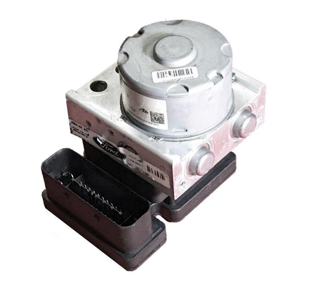 Unidade Hidraulica Bomba Modulo Central Centralina Motor de Freio Abs Valvula 10020702554 e3b12m110ea S6tba 10097801123 28578003123 Ford Ka 016 017 018 019