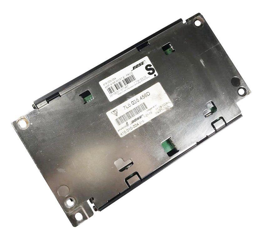 Modulo Central de Som Bose Amplificador 7l5035456d Porsche Cayenne 03 04 05 06 07 08