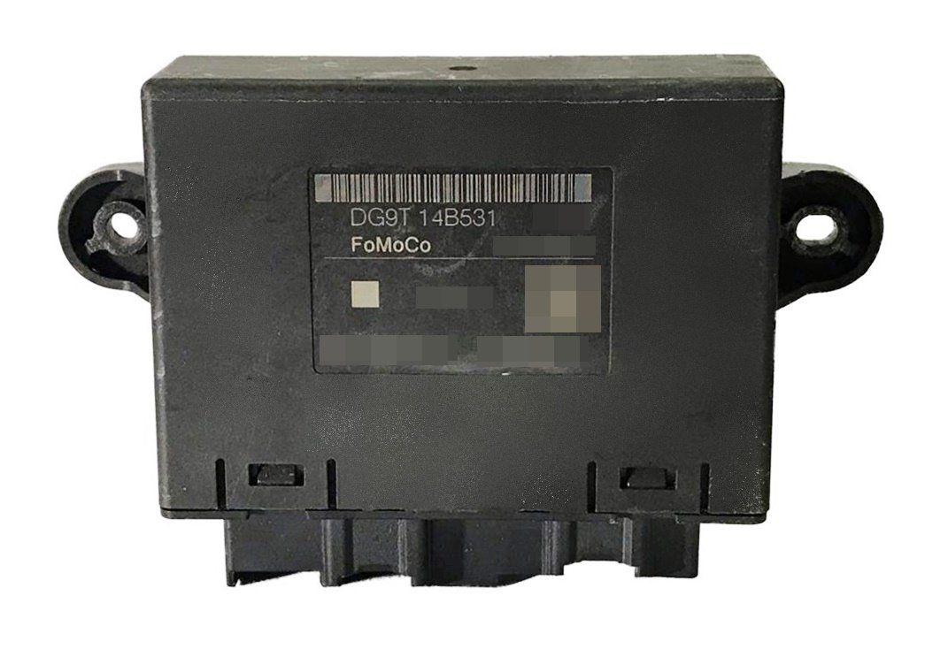 Modulo Controle de Porta Dianteira Esquerda dg9t14b531al Ford Fusion 013 014 015 016