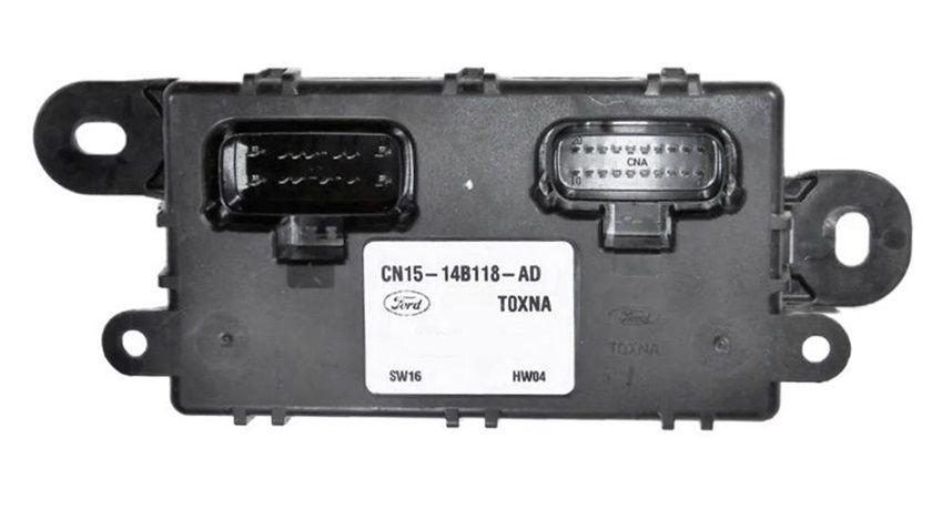 Modulo de Conforto cn1514b118ad Ford Ecosport 013 014 015 016