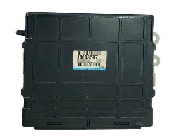 Modulo de Injeção 1860a597 e2t74493h1 Mitsubishi Pajero Tr4 2.0 Gasolina 06 07