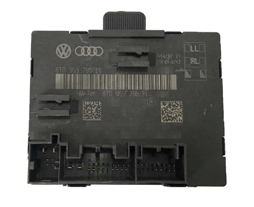 Modulo de Porta Traseira Esquerda 8t0959795q  8t0959795h Original Audi A4 A5 013 014 015 016