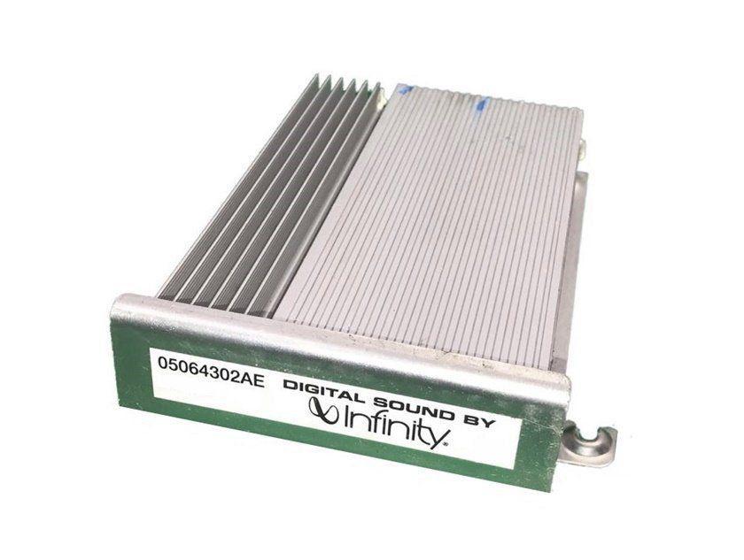 Modulo Infinity Amplificador 05064302ae Dodge Journey 2009 2010