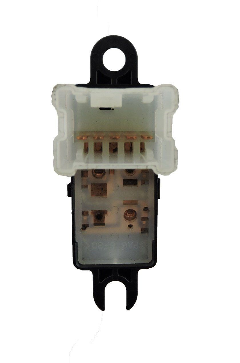 Botão Interruptor De Vidro Elétrico Traseiro Esquerdo ou Direito Nissan March Tiida 012 013 014