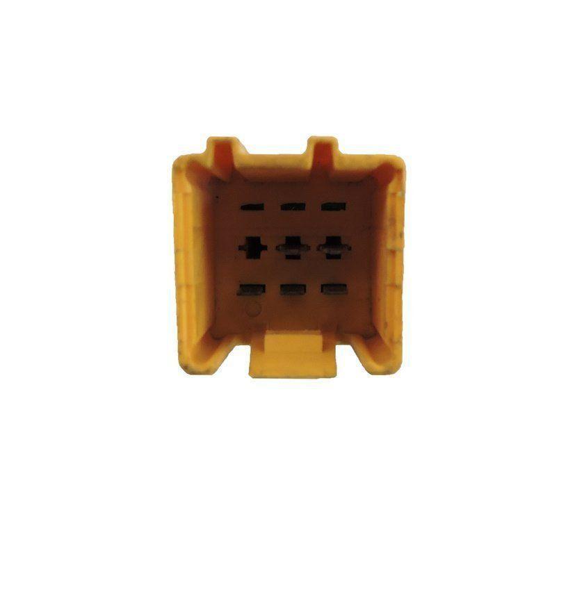 Botão Interruptor De Trava de Vidro Traseiro Peugeot 206 207 03 04 05 06 07 08 09
