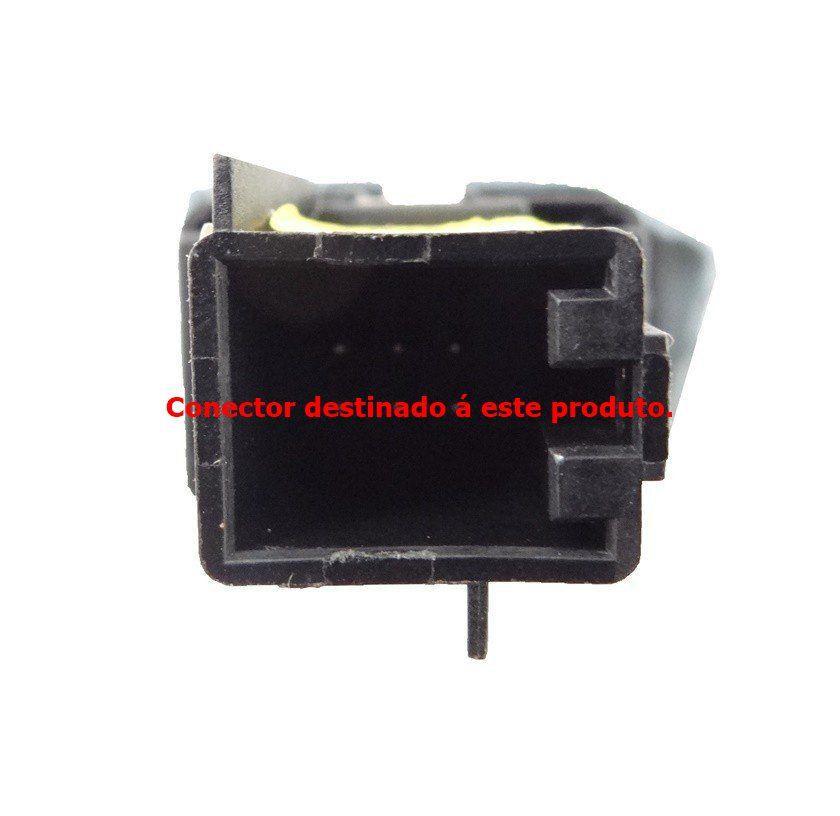 Plug Chicote 4d0971636 do Botão Trava D Vidros 5u0959859d Vw Gol Saveiro Voyage G7 016 017 018 019 Ref 21279