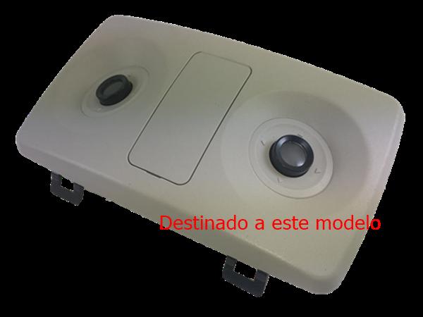 Plug Chicote Conector Da Luz De Teto Dodge Journey 2010 2011 2012 2013 2014 Topvili