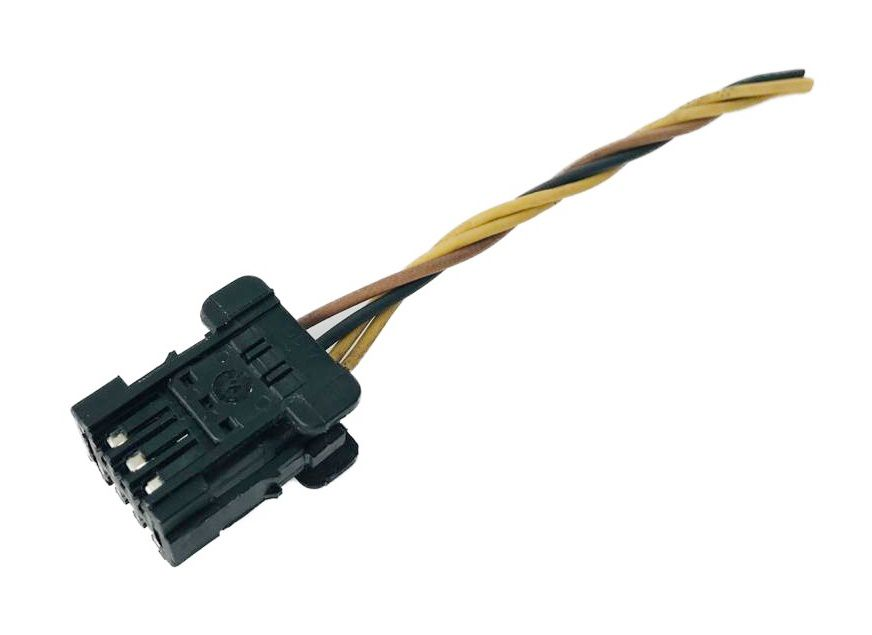 Plug Chicote Conector do Botão de Regulagem de Altura do Farol 7700352939 Renault Master 00 01 02 03 04 05 06 07 08 09 010 011 012 013 014 015 016 017 018 Ref 28357