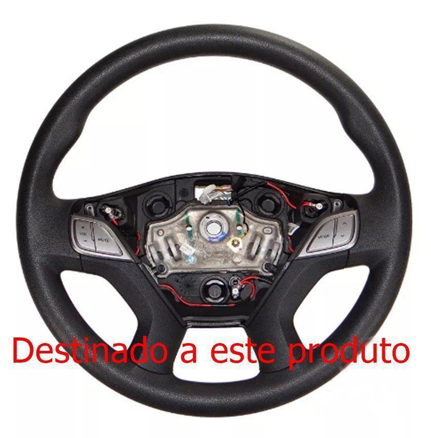 Plug Chicote Do Comando De Som Do Volante HB20 012 013 014 015 016 017 018