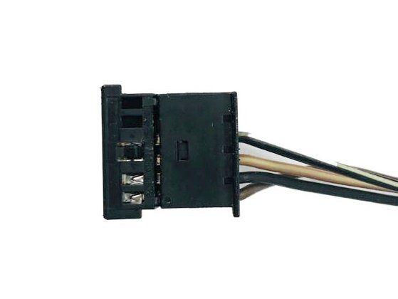 Plug Chicote do Volante 6qe971584d Original Vw Polo Sedan 011 012 013 014 015 016