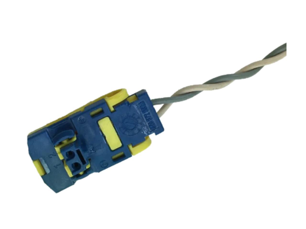 Plug Conector Chicote 8z0972562a da Bolsa Air Bag Motorista 6q0880201ac VW Polo 07 08 09 010 011