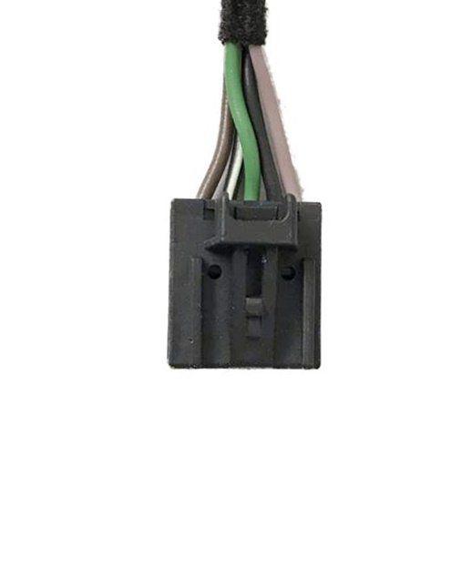 Plug Conector Chicote do Volante 5z0971584m Vw Fox 015 016 017