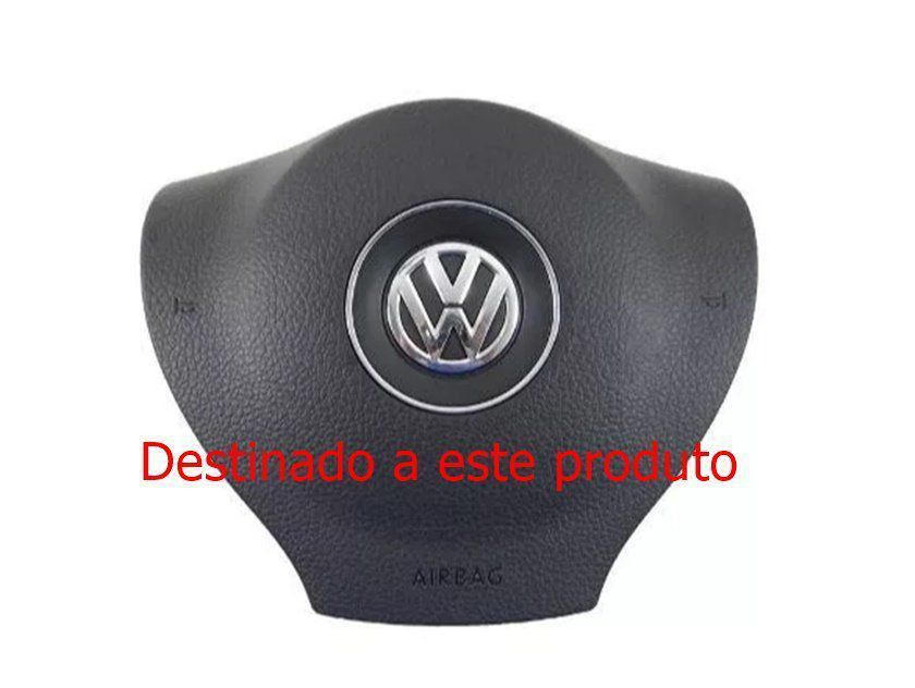 Plug Conector Do Air Bag Motorista 8Z0972562A VW Gol Voyage Saveiro Fox G5 08 09 010 011 012