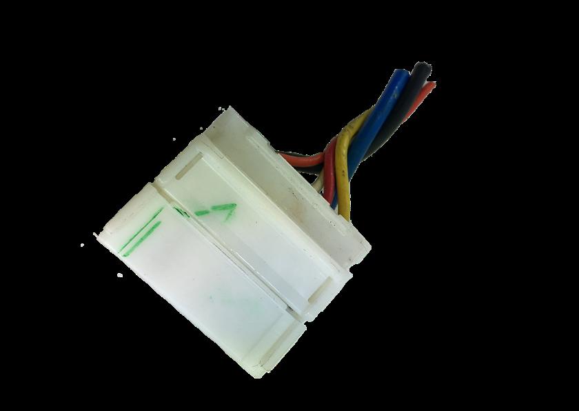 Plug Conector Do Botão De Velocidade Do Ar New Fit 2009 2013