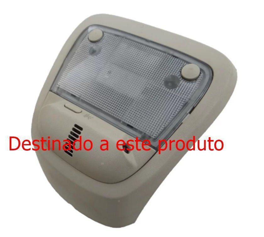 Plug Conector Do Console Luz De Teto Gm Meriva 2003 A 2011