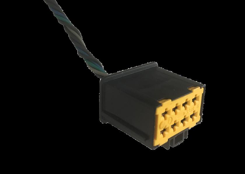 Plug Conector Chicote Do Botão Interruptor de Pisca Alerta Do Painel Luz de Emergência 446717 Renault Symbol Duster Sandero 08 09 010 011 012 014 015 016