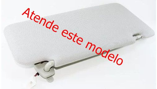 Plug Conector Do Quebra Sol Original Fiat Bravo 2011 2012 2013 2014 2015 2016 Topvili