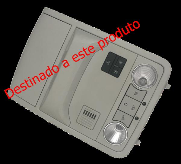 Plug Conector Do Sensor De Alarme Da Luz De Teto Para Jetta 2014 8E0 971 832