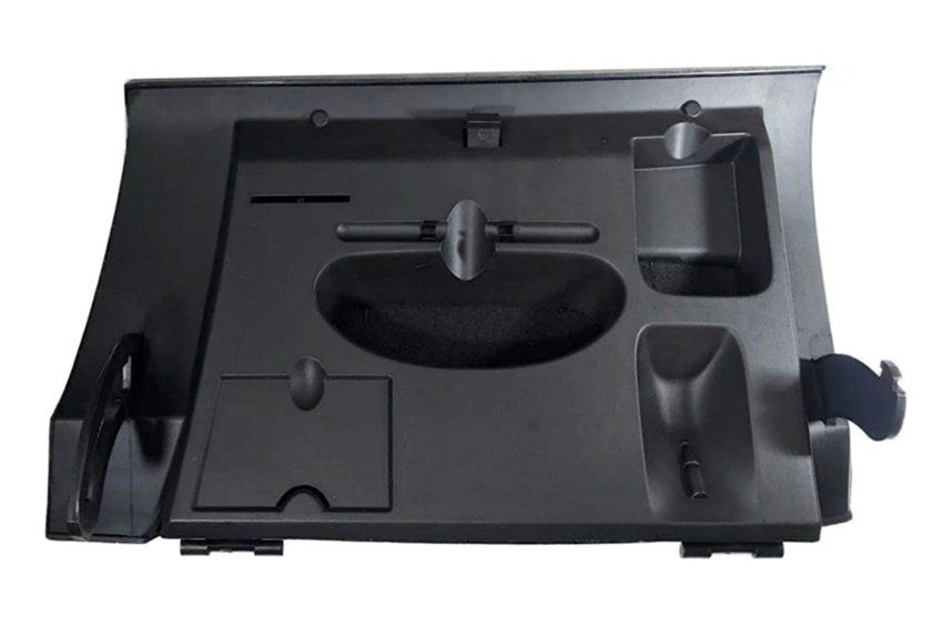Porta Luvas Do Painel Original Preto Peugeot 307 01 02 03 04 05 06 07 08 09 010 011 012