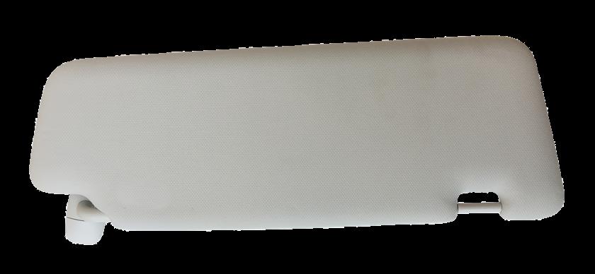 Quebra Sol Com Iluminação Motorista Esquerdo Audi Q3 2012 2013 2014 2015 2016 2017 8k0857551 Topvili