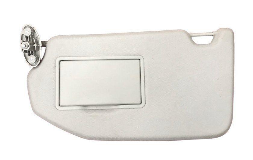 Quebra Sol Lado Esquerdo Com Espelho Ford Ka 016 017 018
