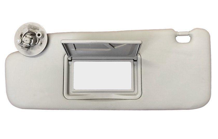 Quebra Sol Lado Esquerdo Com Espelho 52063073 Gm Onix Cobalt Prisma 012 013 014 015 016 017 018