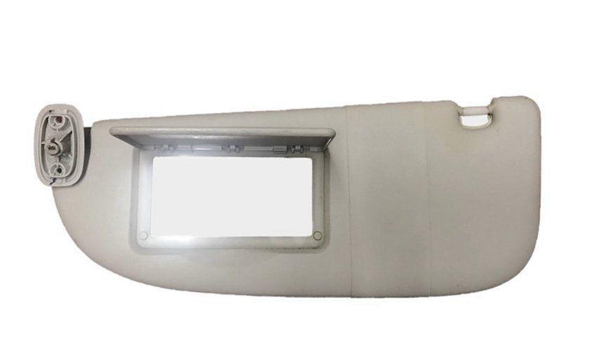 Quebra Sol Original Esquerdo Com Espelho Peugeot Escapade 08 09 010 011 012 013 014