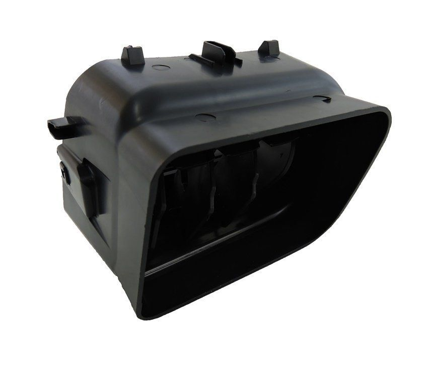 Difusor De Ar Central Esquerdo Cromado Renault Logan Sandero 14 15 16 17 18