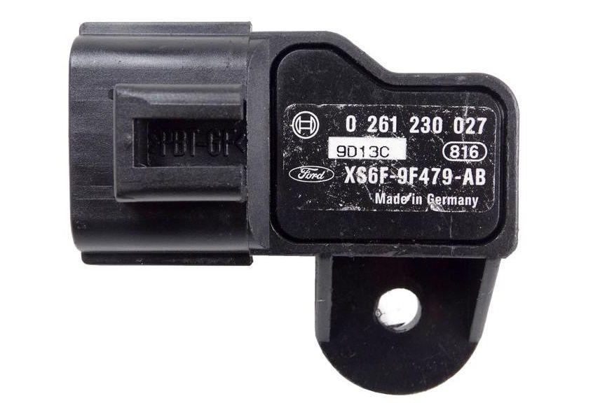 Sensor De Pressão Map Original 0261230027 Xs6f9f479ab Ka Focus Fiesta 1.6 Rocan