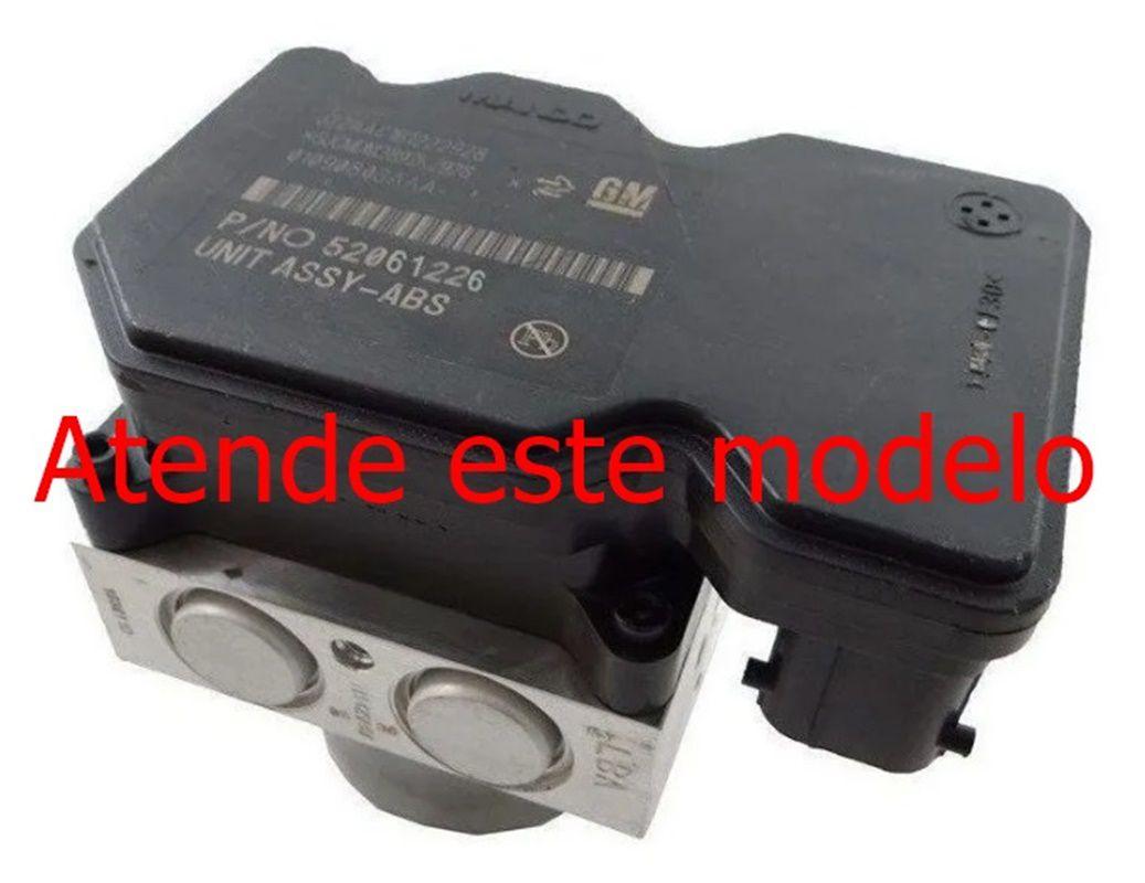 Suporte do Módulo Abs Cobalt Onix Spin Prisma 2012 2013 2014 2015 2016 2017 2018 2019