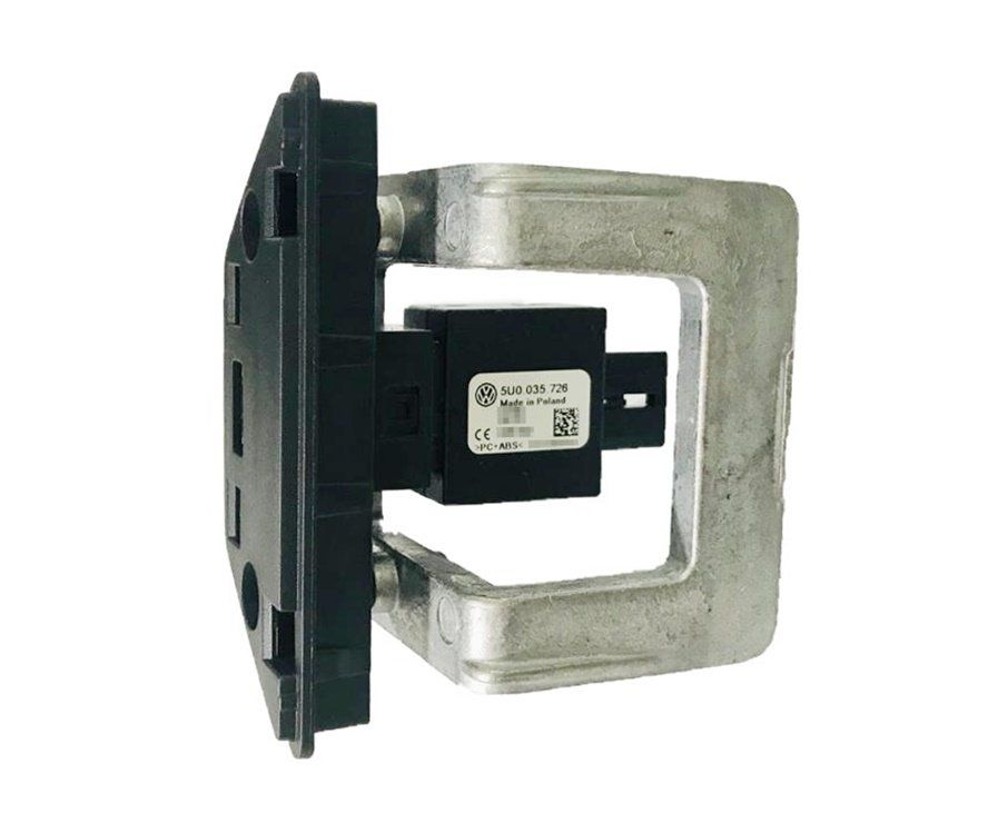 Conector Suporte Do Painel com Terminal Usb Original 5u0035726 Vw Up 017 018 019