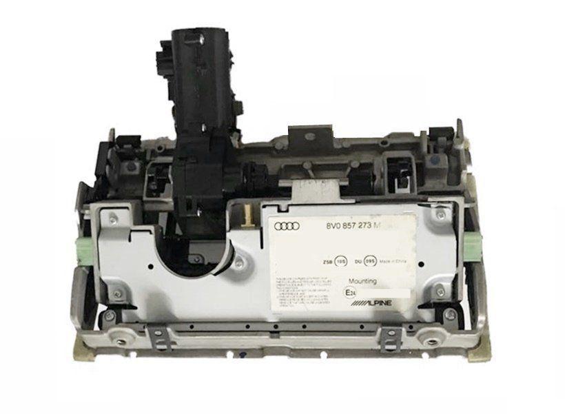 Tela Display Visor Lcd Navegador do Painel 8v0857273m Audi A3 014 015 016 017