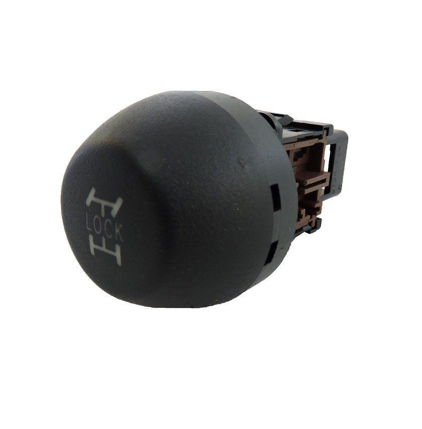 Toyota Rav 4 06 012 Botão Interruptor Lock Controle D Tração