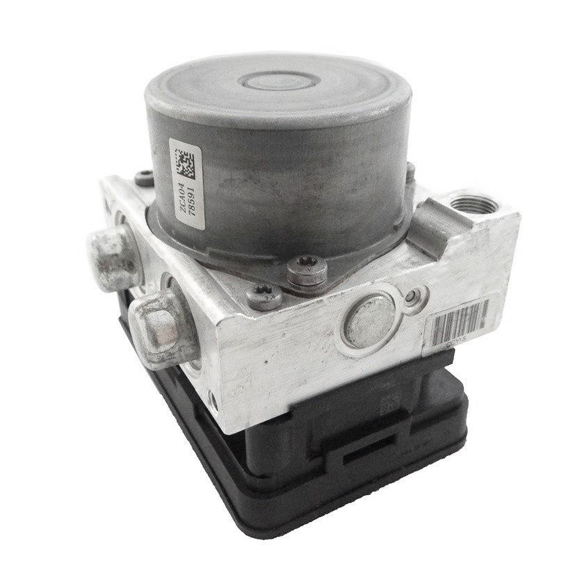 Unidade Hidraulica Bomba Modulo Central Centralina Motor de Freio Abs Valvula TRW 18670102 54088484 18648202b 5u0614117h 2bv Vw Gol G5 G6 010 011 012 013 014