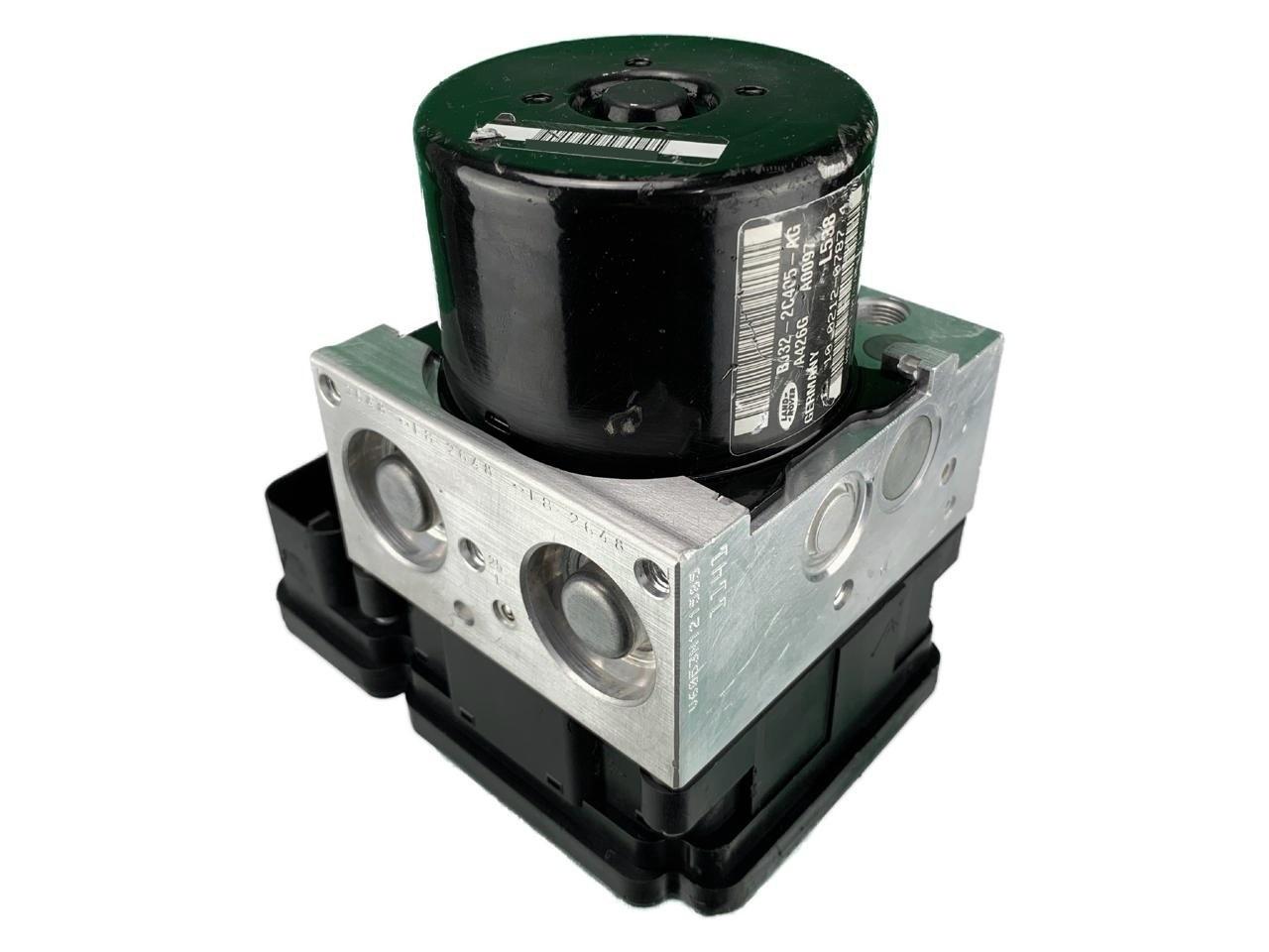 Unidade Hidraulica Bomba Modulo Central Centralina Motor de Freio Abs ECU Valvula BJ322C405AG 10021207874 28526460123 10092632283 10061939931 Range Rover Evoque 012 013 014 015