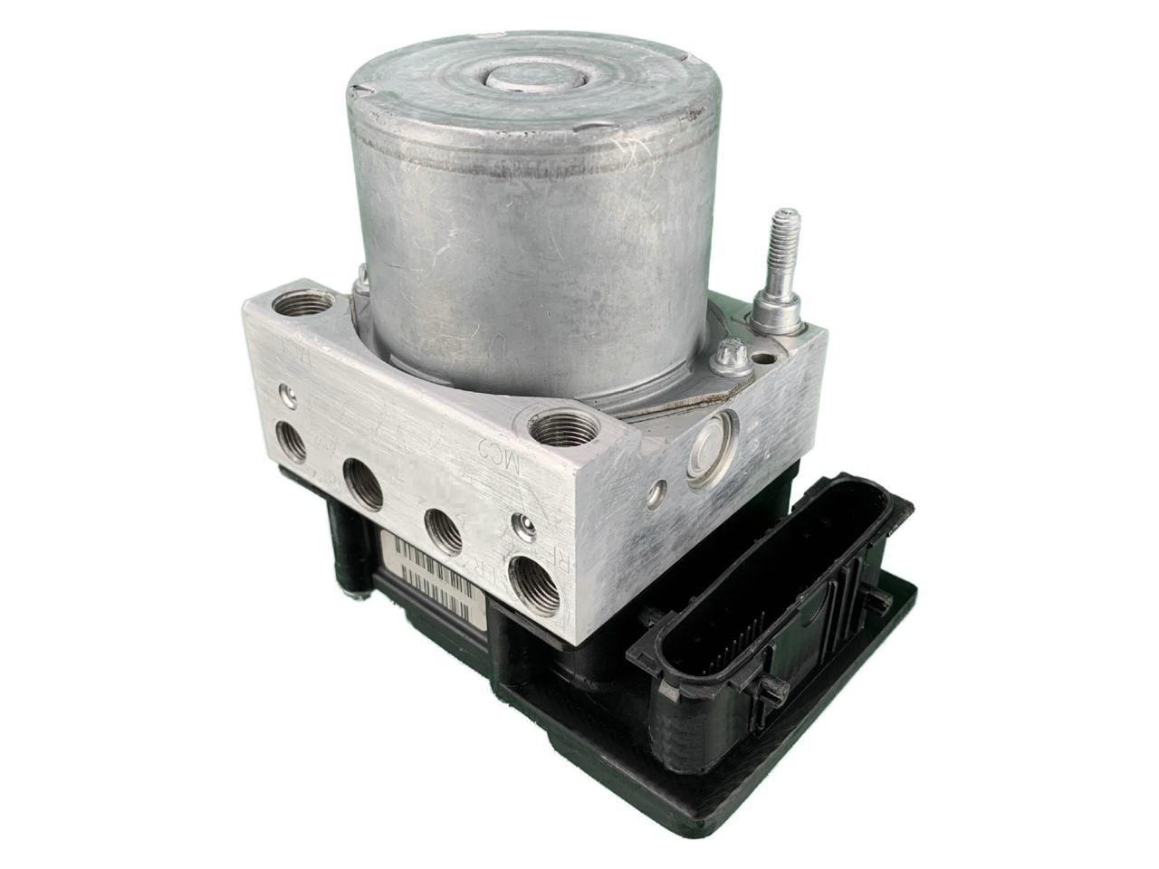 Unidade Hidraulica Bomba Modulo Central Centralina Motor de Freio Abs Valvula Bosch 51818960 0265232242 0265800790 Fiat Idea 011 012 013