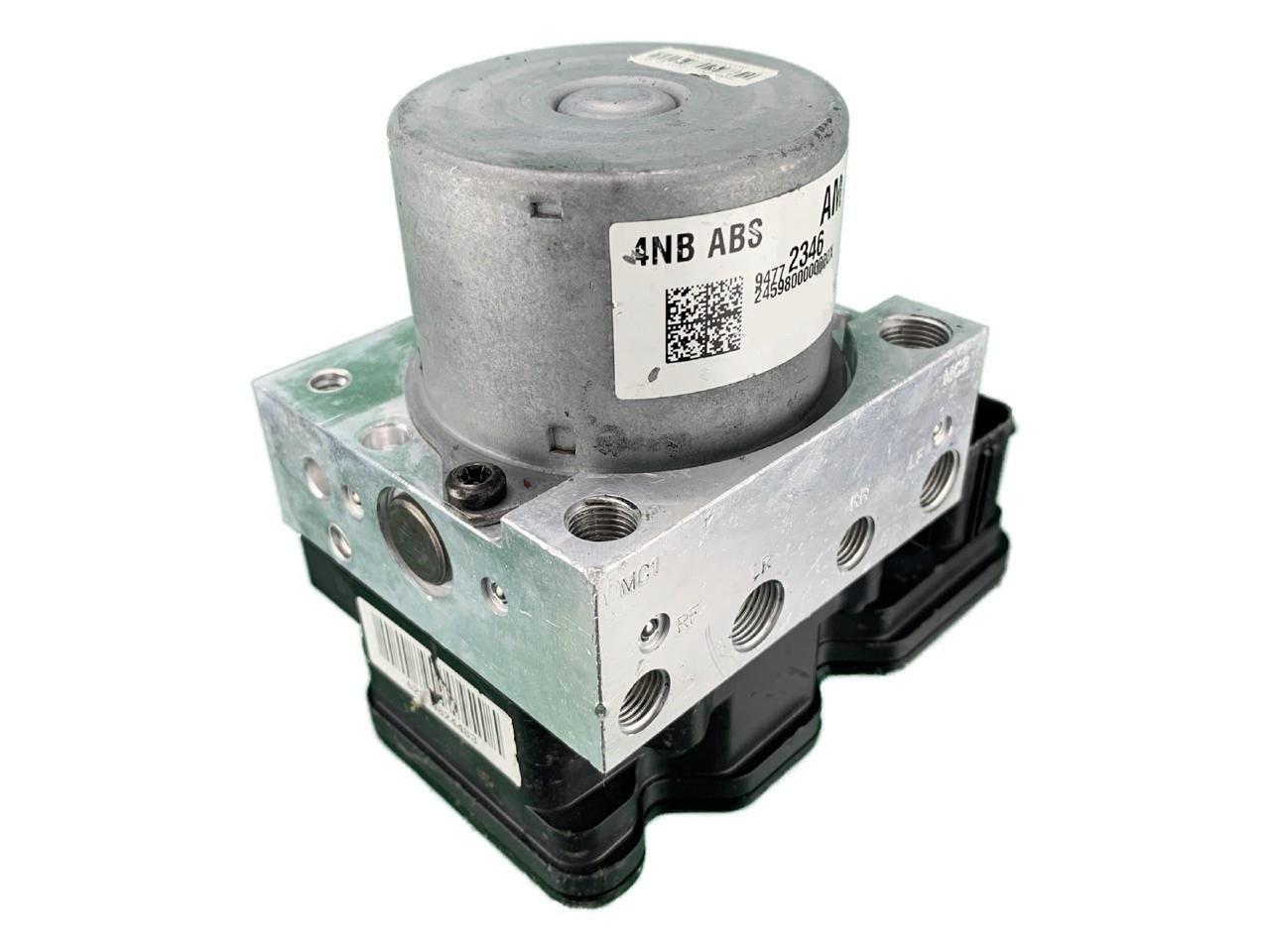 Unidade Hidraulica Bomba Modulo Central Centralina Motor de Freio Abs Valvula MANDO  J92AAC1A1121303 5wy7d03c AMY 94772346 Gm Cobalt 012 013 014 015 016