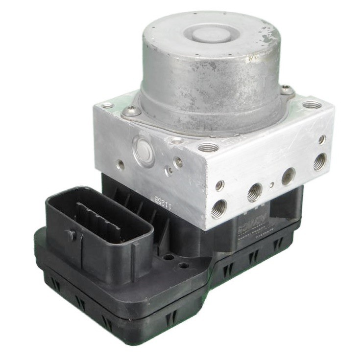 Unidade Hidraulica Modulo Central de Freio Abs ECU Valvula 94765180 11300010340 Gm S10 013 014 015 016 017