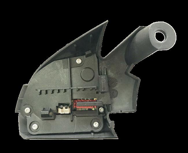 Botão Comando do Volante Multifuncional do Computador de Bordo Lado Direito Vw Gol Fox Polo