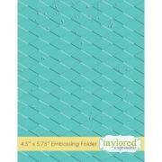 Placa para relevo - Harlequin/ Taylored Expressions