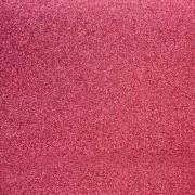 Papel Puro Glitter Rosa Coral / Toke e Crie