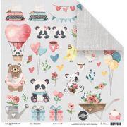 Coleção Abraço de Urso by Estúdio 812 - Papel