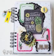 Planner Anual - Coleção Todo Momento Importa / JuJu Scrapbook