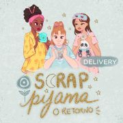 Scrap Pijama 2020 - Pacote Delivery