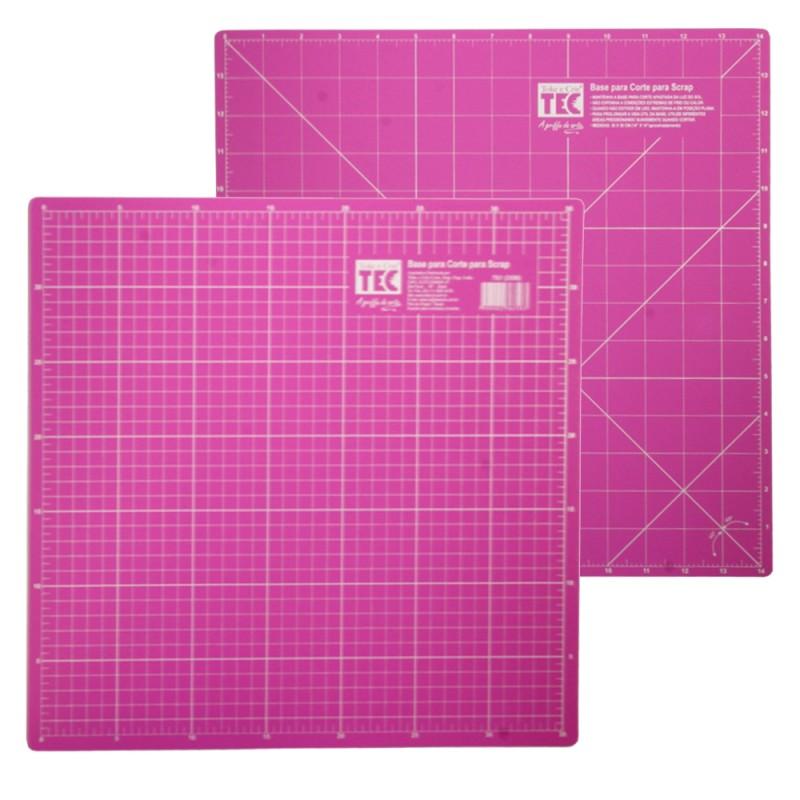 Base para Corte - Toke e Crie - 35x35cm  - JuJu Scrapbook