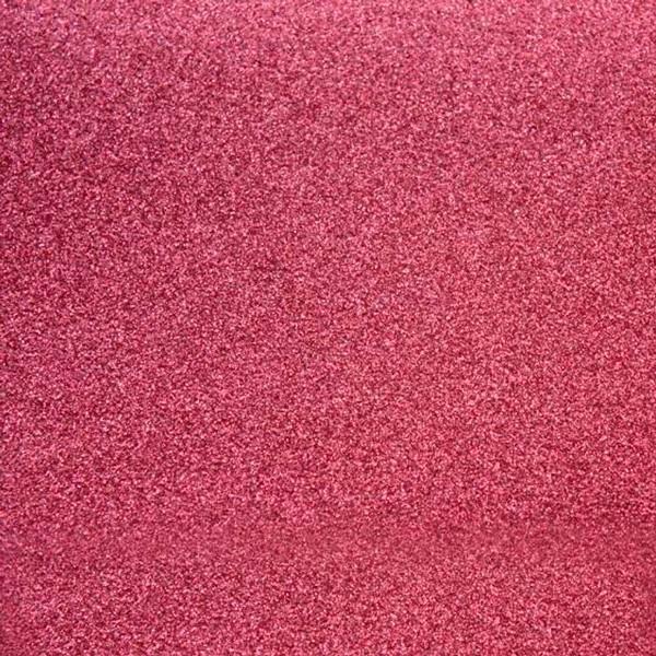 Papel Puro Glitter Rosa Coral / Toke e Crie  - JuJu Scrapbook